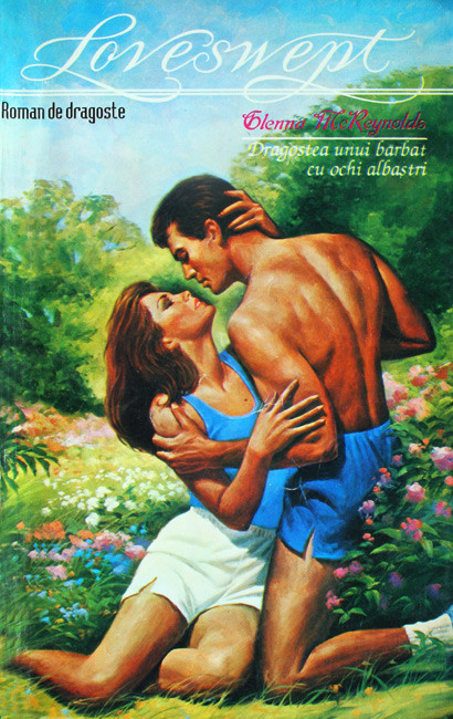 Dragostea unui barbat cu ochi albastri - Glenna McReynolds