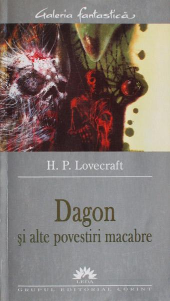 Dagon si alte povestiri macabre - H.P. Lovecraft