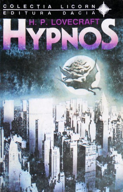 Hypnos - H.P. Lovecraft