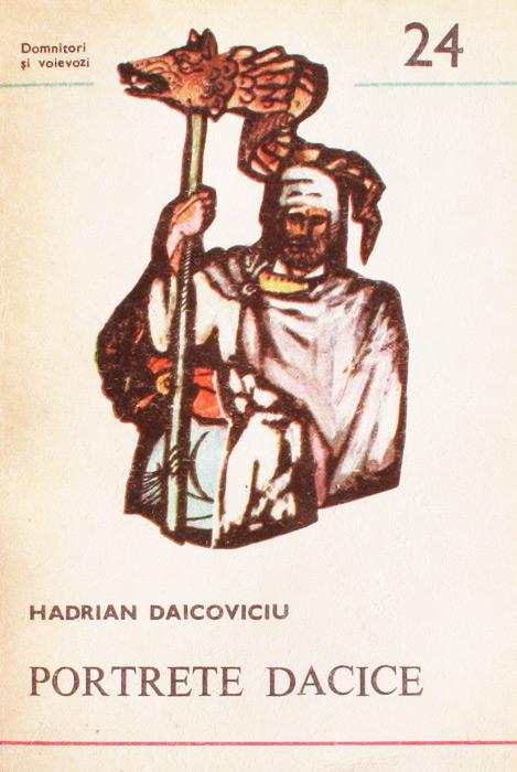 Portrete dacice - Hadrian Daicoviciu