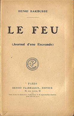 Le Feu - Henri Barbusse