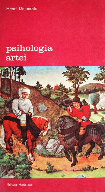 Psihologia artei - Henri Delacroix