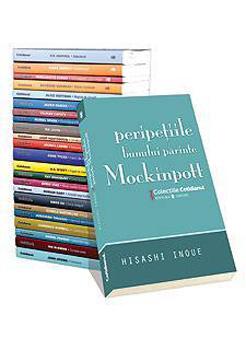 Peripetiile bunului parinte Mockinpott - Hisashi Inoue