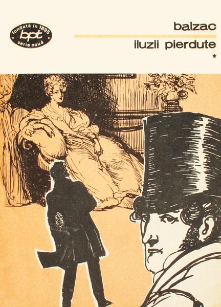 Iluzii pierdute (3 vol.) - Honore de Balzac