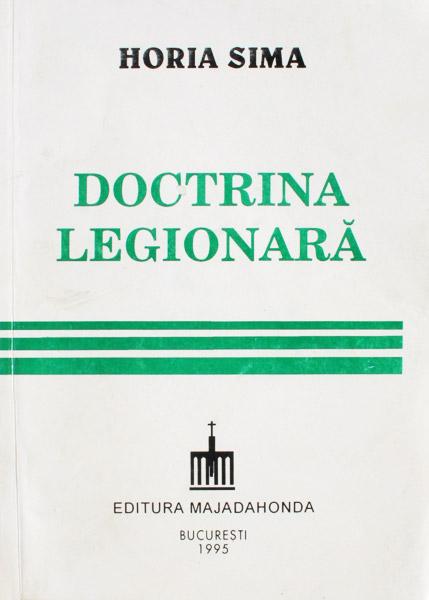 Doctrina legionara - Horia Sima