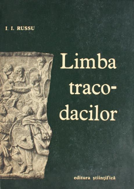Limba traco-dacilor - I.I. Russu