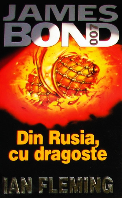 James Bond: Din Rusia