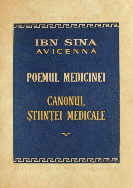 Poemul medicinei. Canonul stiintei medicale - Ibn Sina Avicenna