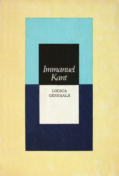 Logica generala - Immanuel Kant