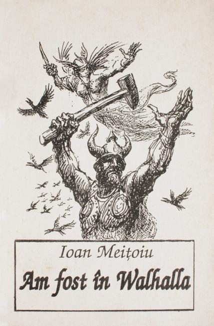 Am fost in Walhalla (O calatorie in mitologia nordica) - Ioan Meitoiu
