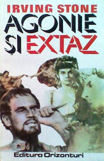 Agonie si extaz (2 vol.) - Irving Stone
