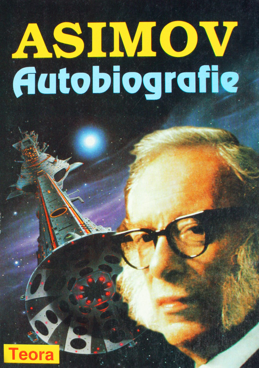 Autobiografie - Isaac Asimov