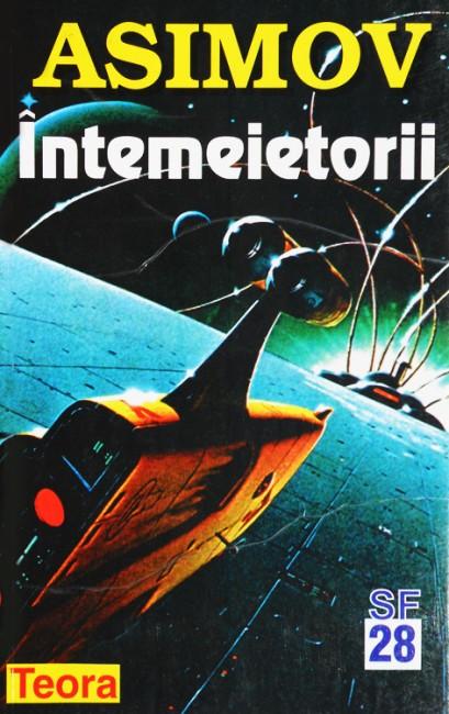 Intemeietorii - Isaac Asimov