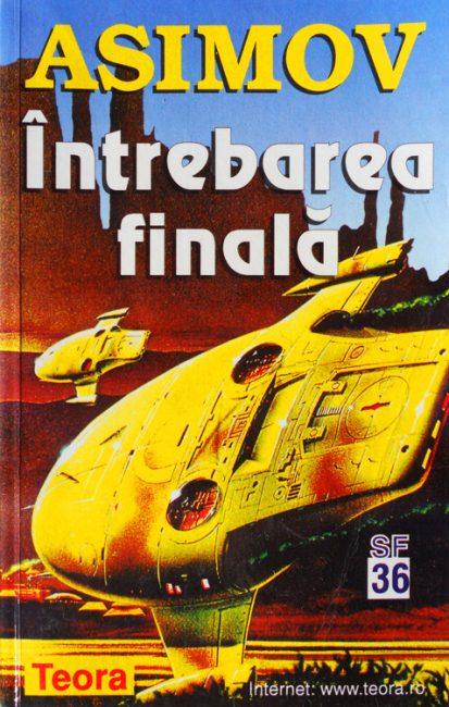 Intrebarea finala - Isaac Asimov