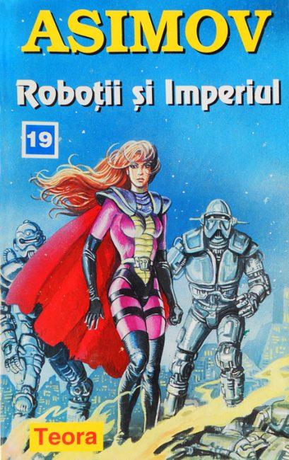 Robotii si Imperiul - Isaac Asimov