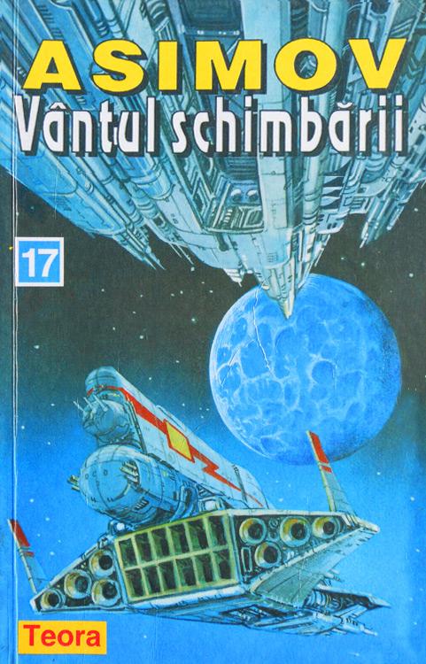Isaac Asimov - Vantul schimbarii