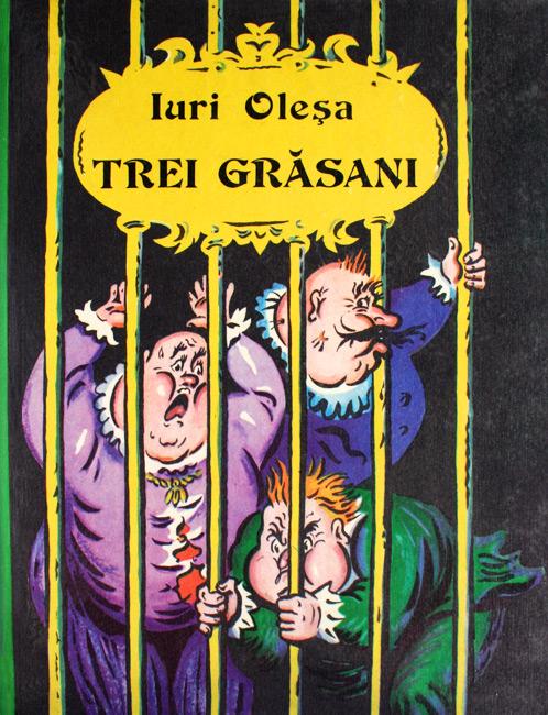 Trei grasani - Iuri Olesa