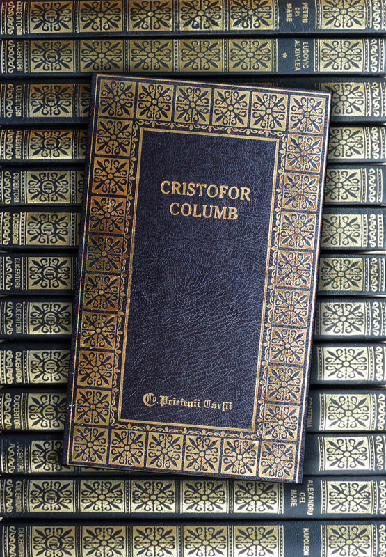 Cristofor Columb (editie de lux) - J.B. Charcot