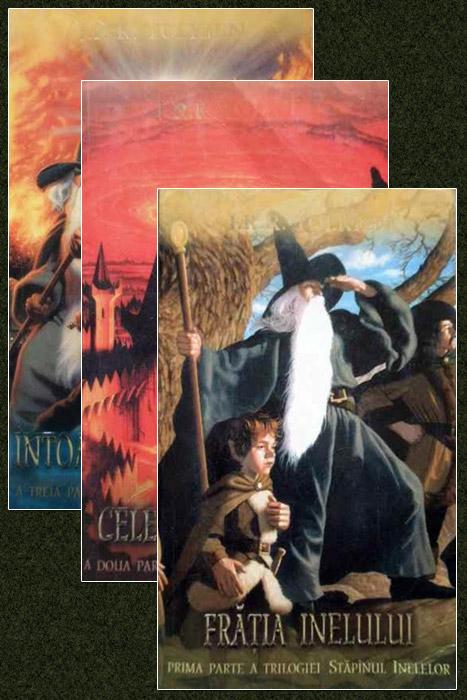 Stapanul Inelelor (3 vol.) - J.R.R. Tolkien