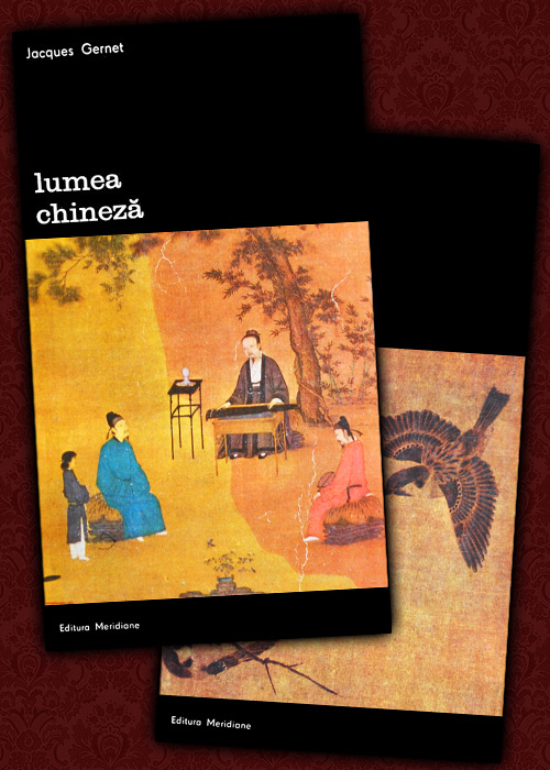 Lumea chineza (2 vol.) - Jacques Gernet