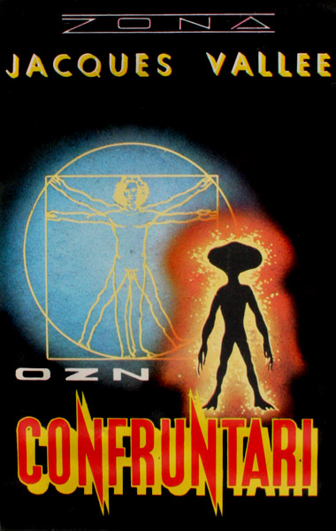 OZN - Confruntari - Jacques Vallee