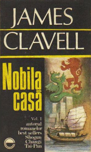 Nobila Casa - James Clavell