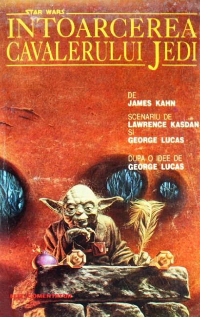 Intoarcerea cavalerului Jedi - James Kahn