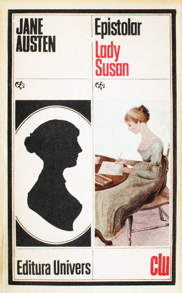 Epistolar. Lady Susan - Jane Austen