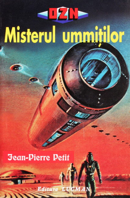 Misterul Ummitilor - Jean-Pierre Petit
