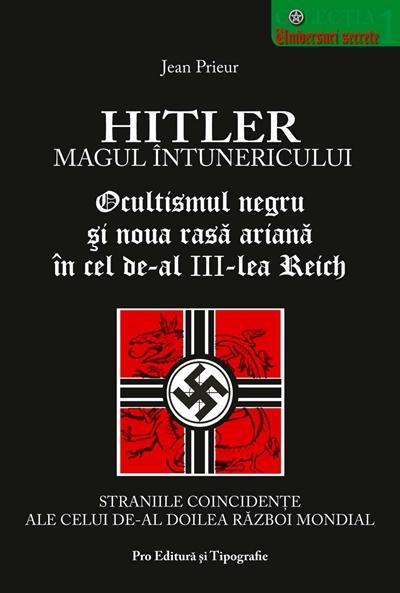 Hitler. Magul intunericului - Jean Prieur