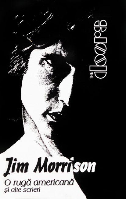 O ruga americana si alte scrieri (editie bilingva) - Jim Morrison