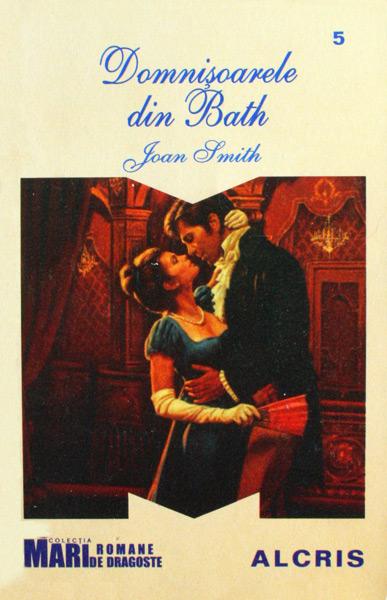 Domnisoarele din Bath - Joan Smith