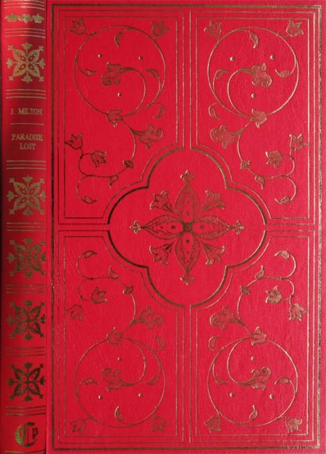 Paradise Lost (editie de lux) - John Milton