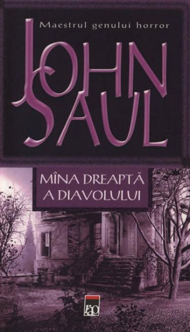 Mana dreapta a Diavolului - John Saul