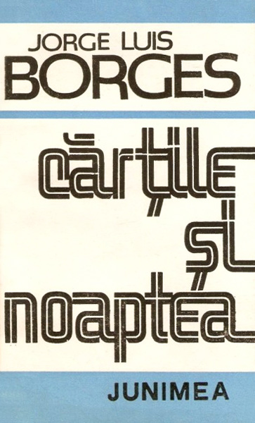 Cartile si noaptea - Jorge Luis Borges