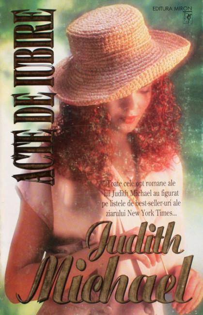 Acte de iubire - Judith Michael