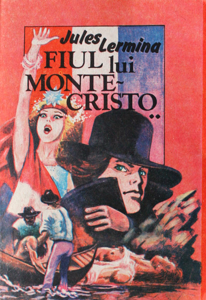 Fiul lui Monte Cristo - Jules Lermina