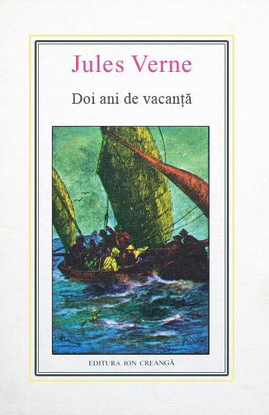 (08) Doi ani de vacanta - Jules Verne