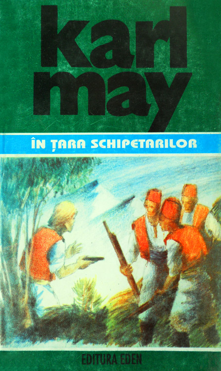 In tara Schipetarilor - Karl May