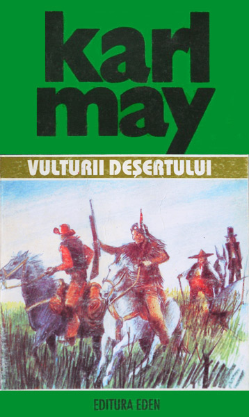 Vulturii desertului - Karl May