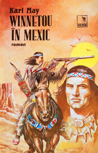 Winnetou in Mexic - Karl May