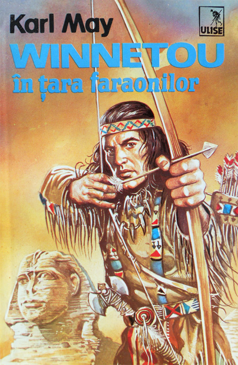 Winnetou in tara faraonilor - Karl May