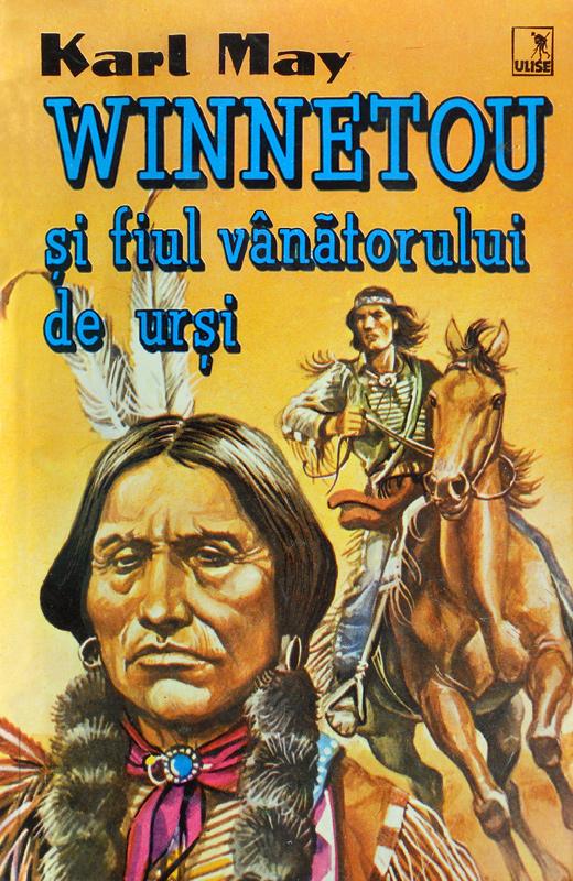 Karl May - Winnetou și fiul vânătorului de urși