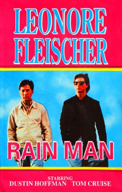 Rain Man - Leonore Fleischer