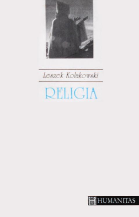 Religia - Leszek Kolakowski