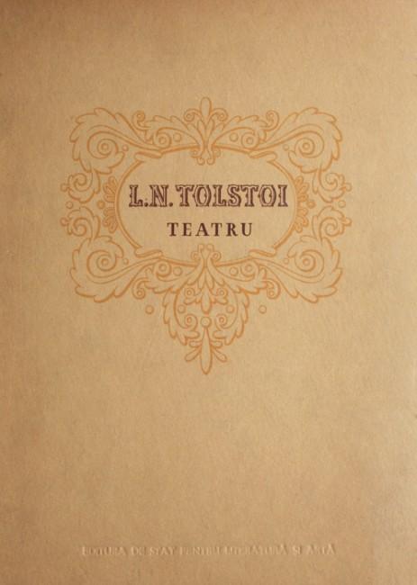 Teatru - Lev Tolstoi