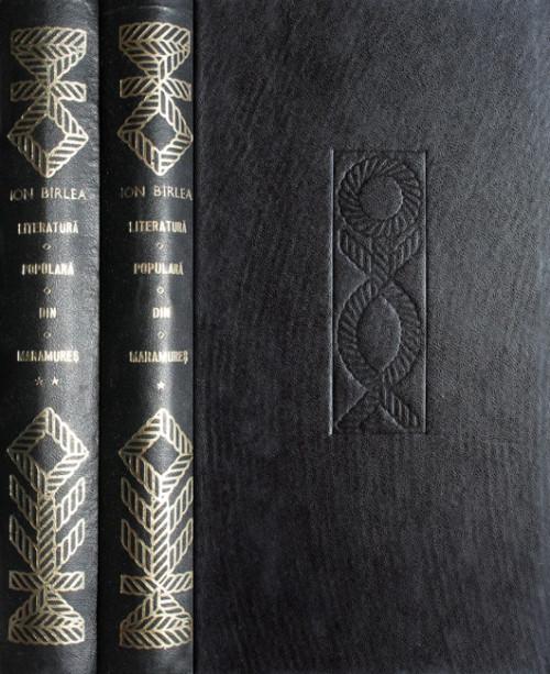 Literatura populara din Maramures (2 vol