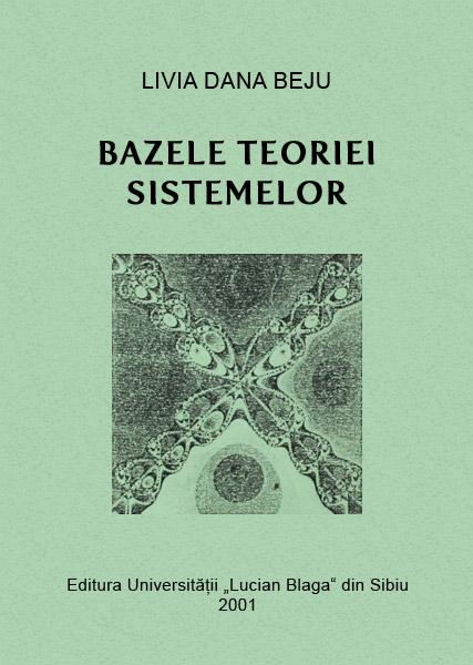 Bazele teoriei sistemelor - Livia Dana Beju