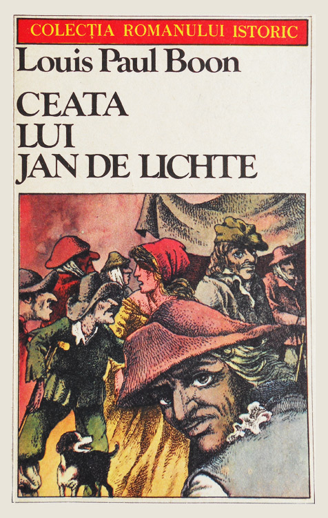 Ceata lui Jan De Lichte - Louis Paul Boon