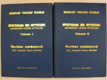 Scrisori catre Atticus / Epistolae Ad Atticum (2 vol.) - Marcus Tullius Cicero